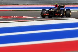 © LAT - Un nouveau podium pour Grosjean à Austin