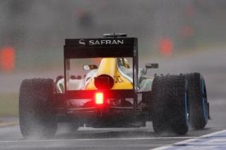 © LAT - Caterham n'a pas pris de risque sous la pluie