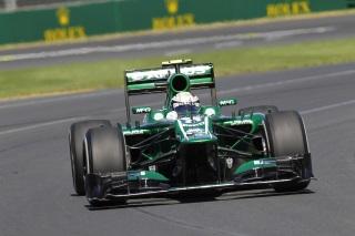 © LAT - Van der Garde ravi de ses débuts en Grand Prix