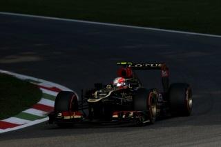 © LAT - Grosjean met un peu de baume au coeur de Lotus