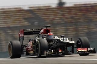© LAT - Räikkönen prolonge sa série d'arrivées dans les points