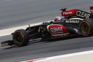 © LAT - Lotus et Räikkönen pour le podium en Inde ?