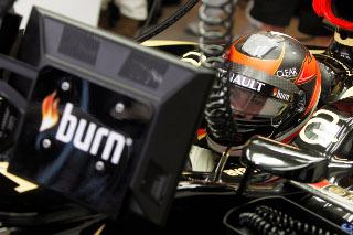 © LAT - Kimi Räikkönen n'a pas sorti l'attaque maximale aujourd'hui