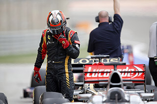 © LAT - Désillusion pour Räikkönen et Lotus
