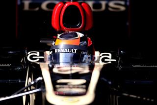 © LAT - Kimi Räikkönen marque son territoire