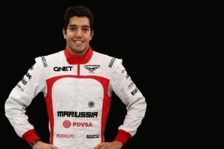 © LAT - Un nouveau rookie chez Marussia