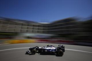 © LAT - Valtteri Bottas n'était pas loin des points à Monaco
