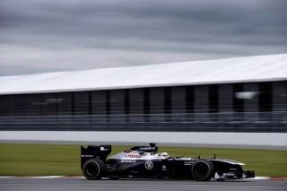 © LAT - La roue tourne mal pour Maldonado en ce moment !