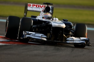 © LAT - Maldonado espèrait plus des qualifications à Abu Dhabi