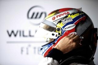 © lat - Pastor Maldonado revient sur les terres de son unique victoire en Formule 1.