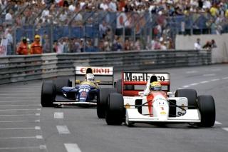 © LAT- Avec ses six victoires, Ayrton Senna est le pilote référence à Monaco