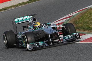 © L. Lefebvre / Fan-F1 : Hamilton défie les pronostiques