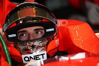 © Marussia - Première moitié de saison réussie pour Bianchi, selon Ferrari