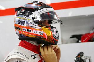 © Marussia / Bianchi enfilera son casque tout de même...
