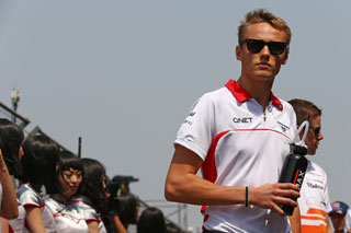 © marussia : Les deux pilotes Marussia ont connu un problème d'équilibre avec leur monoplace