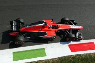 © Marussia - Bianchi n'a pas pu faire mieux