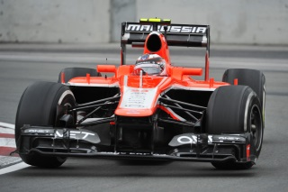© Marussia - Chilton a le sentiment d'avoir progressé