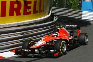 © Marussia - Max Chilton a eu plus de réussite que Bianchi en course