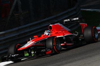 © Marussia - Les stratégies différentes des deux pilotes ont été payantes