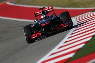 © McLaren - Nouvelle belle remontée de Jenson Button à Austin