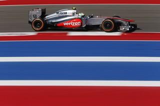 © McLaren - Sergio Pérez a été le meilleur des pilotes McLaren à Austin