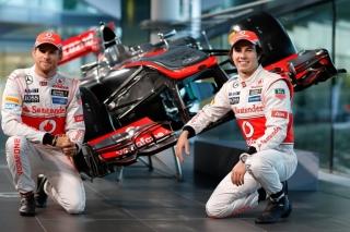 © McLaren - La présentation de la MP4-29 devrait se faire sans Sergio Pérez