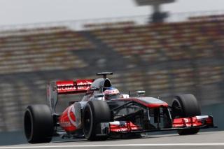 © McLaren - Jenson Button a été au coeur de l'action à Budapest