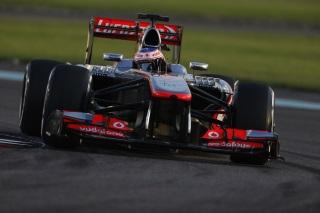 © McLaren - Button a souffert en qualifications