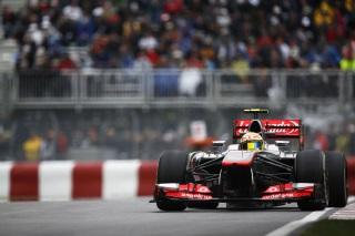 © McLaren : A Suzuka ça ne pardonne pas !