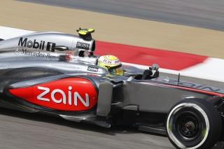 © McLaren - Pérez a dépassé Raïkkönen et Hamilton pour assurer la 5ème place