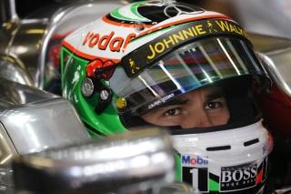© McLaren : Sergio Pérez espère la pluie pour signer un beau résultat