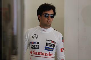© McLaren - Pérez va bien malgré son accident au Brésil
