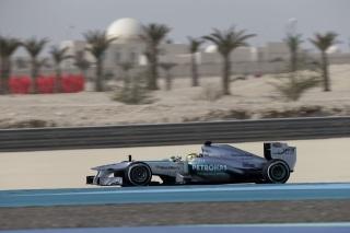 © Mercedes AMG - Pour la deuxième course consécutive, on retrouve une Mercedes en pole position