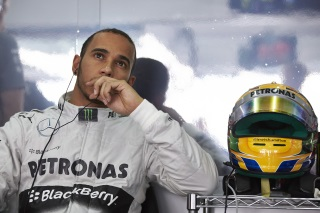 © Mercedes-amg : Lewis Hamilton pourra t-il conserver cette forme durant tout le week-end?