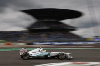 © Mercedes AMG - Les flèches d'argent encore aux avant-postes au Nürburgring ce week-end à domicile ?