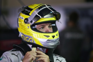 © Mercedes: Nico Rosberg visera une nouvelle pole position ce week-end