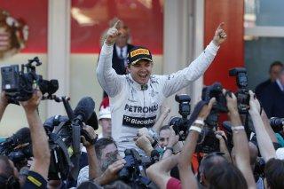 © Mercedes AMG - Nico Rosberg gagne pour la seconde fois de l'année