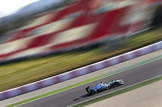 © Mercedes - Hamilton en pole en Hongrie !