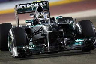 © Mercedes - Hamilton déçu de ses qualifications à Singapour