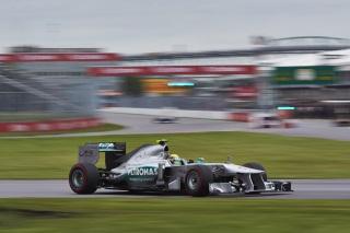 © Mercedes - Hamilton aurait bien voulu la pole