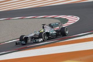 © Mercedes - Rosberg a été le meilleur des autres en Inde