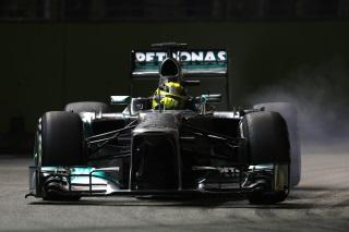 © Mercedes - Mercedes veut rattraper son retard sur Ferrari