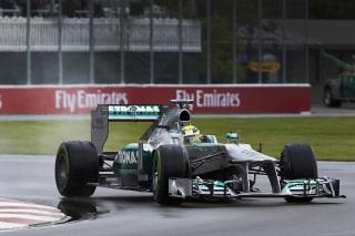 © Mercedes - Rosberg devance Hamilton ce matin