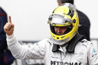 © Mercedes - Rosberg offre une nouvelle victoire à la marque à l'étoile