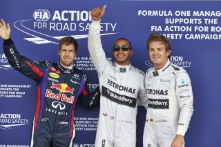 © Mercedes: Le trio de tête de cette séance : dans quel ordre à la fin des qualifications?