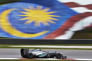 © Mercedes AMG - Premier podium au goût amer pour Hamilton chez Mercedes