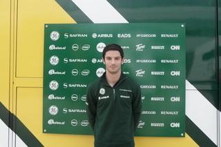 © Fan-F1 - Alexander Rossi a répondu à nos questions à Silverstone