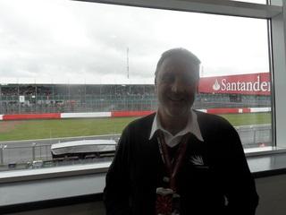 © Fan-F1.com - Richard Phillips nous a reçu pour une interview exclusive