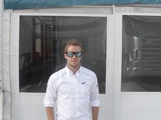 © Fan-F1.com - Nous avons rencontré Sam Bird dans le paddock GP2 de Silverstone