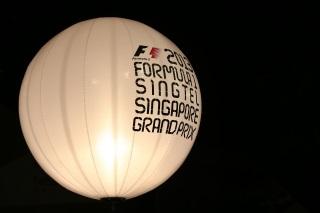 La course à Singapour pourrait ne pas avoir lieu